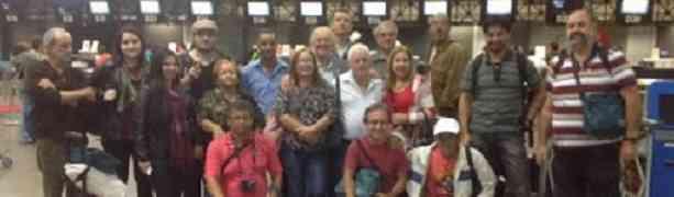 2ª Missão Internacional chega à Palestina