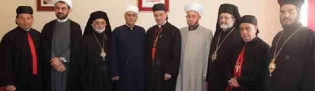 Patriaca Maronita em visita ao Brasil