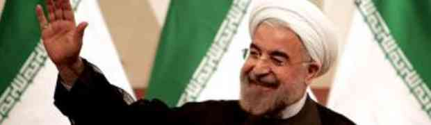 Rouhani: tempo passado e consenso