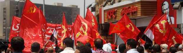 PC Egípcio saúda 'triunfo da revolução'