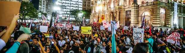 Manifestações no Brasil têm seu contexto global