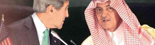 A etapa Saudita na Guerra contra a Síria