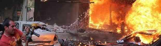 """Nasrallah: """"Bombardearam o bairro errado"""""""