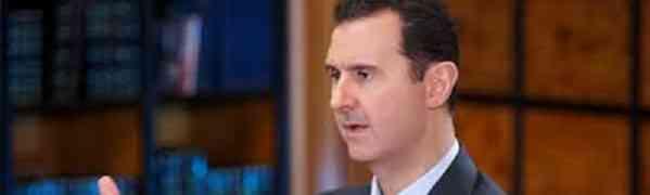 Baschar Al Assad vence as eleições na Síria