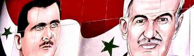 O que a mídia omite da Família Al-Assad