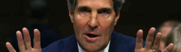 Kerry: primeira baixa na guerra dos EUA