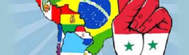 Em Comum entre Síria e a América Latina