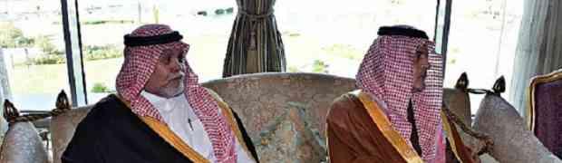 Medo e ranger de dentes na Casa de Saud