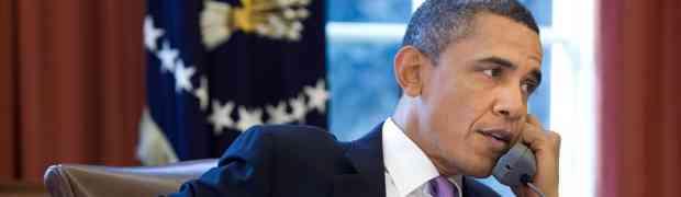 O telefonema da Casa Branca ao Palácio do Povo