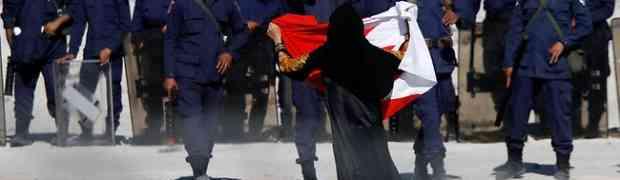 O que acontece no Bahrein?