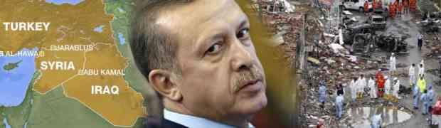 Erdogan: Bebendo do próprio veneno