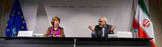 Um acordo temporário com o Irã