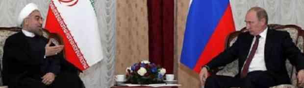Rússia avança com sucesso no Oriente Médio
