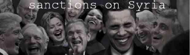 A Casa Branca aliviará as sanções contra a Síria