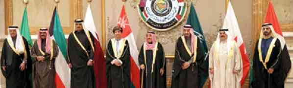 Cartão vermelho na cúpula dos países do Golfo