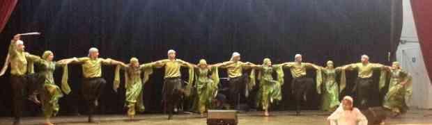 A Dança que emociona a Luta