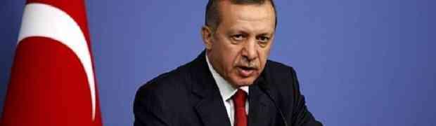 Sem vergonha turca na boca de seu Embaixador