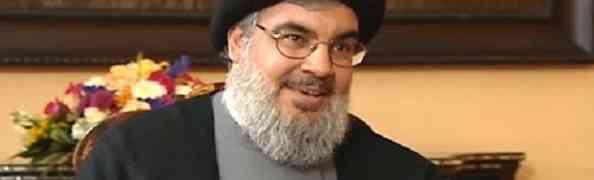 Nasrallah: Nossa presença na Síria nos honra
