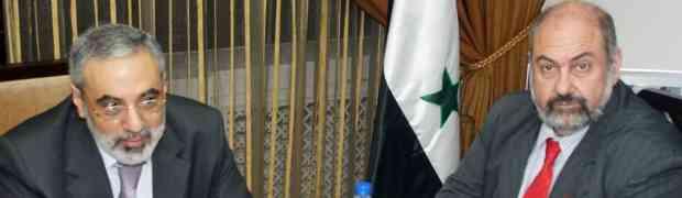 Comitê de Solidariedade em Visita na Síria