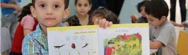 Futuro em perigo: conflito sírio mutila educação