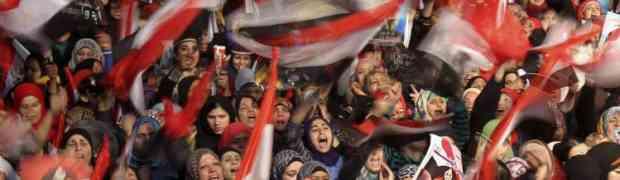 Para onde caminha o Egito?