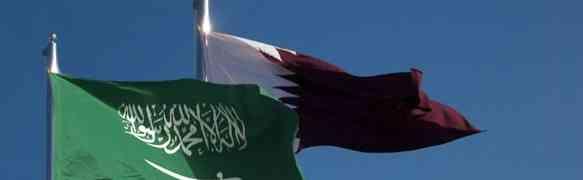 A disputa agravada entre a Saudita e o Qatar