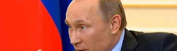 Presidente Putin sobre a Ucrânia