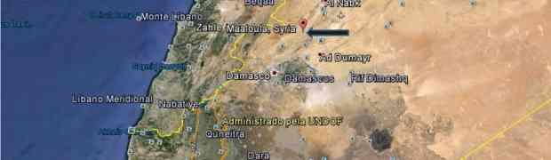 Exército Árabe Sírio liberta a cidade santa de Maaloula