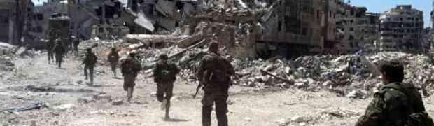 Os segredos da histórica batalha de Yabroud