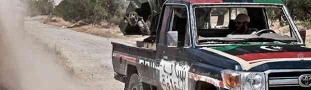 Depois de Líbia e Síria, é a vez do Egito