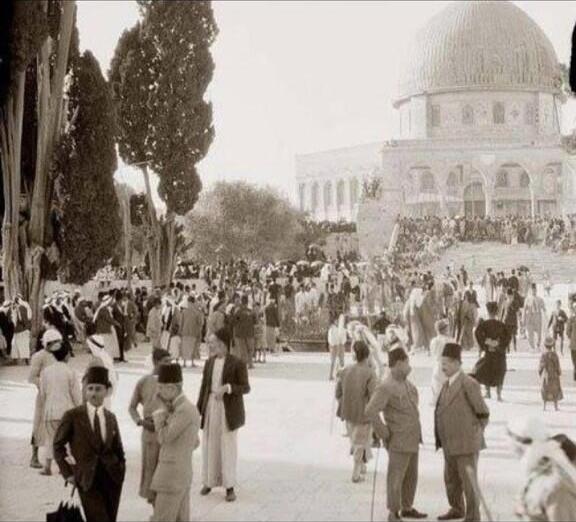 Jerusalém, Palestina - 1932