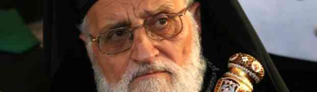 Discurso do Patriarca Gregório III Laham por ocasião da Páscoa