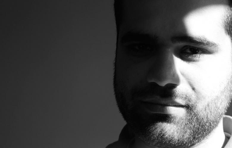 Hamza al-Hajj Hassan foi morto em 14/04/2014 em Maaloula, Síria, quando a van da rede Al-Manar foi atacada. (Foto: Al-Akhbar)
