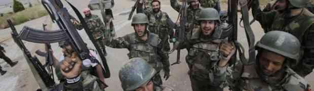 Mais de 8.000 terroristas foram mortos ou feridos em Latakia em 10 dias