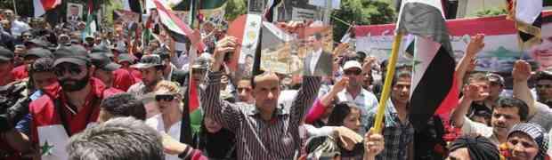 Síria acusa governos ocidentais de apoiarem terroristas contra eleição