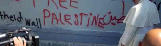 Palestina: é possível paz sem justiça?