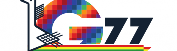 O G77 e a descolonização da geopolítica