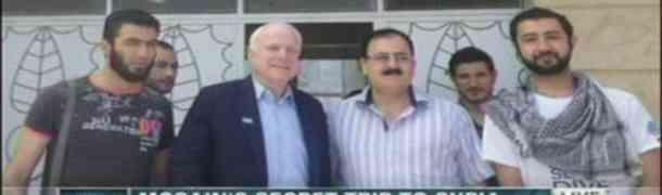 Thierry Meyssan: John McCain e o Califa