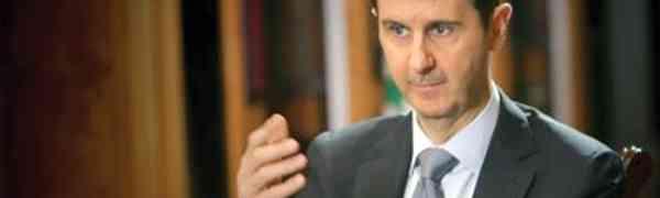 Al Assad:Terrorismo virá para o Ocidente