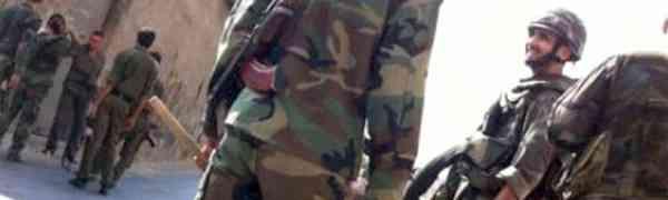 O exército sírio recuperou o controle de colinas estratégicas de Lattakia