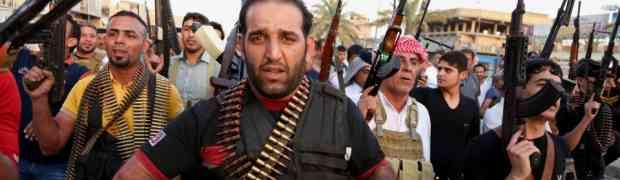 Mais de um milhão de iraquianos apresentam-se para lutar contra o terrorismo