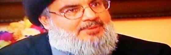 Sayyed Hassan Nasrallah, do Hezbollah: