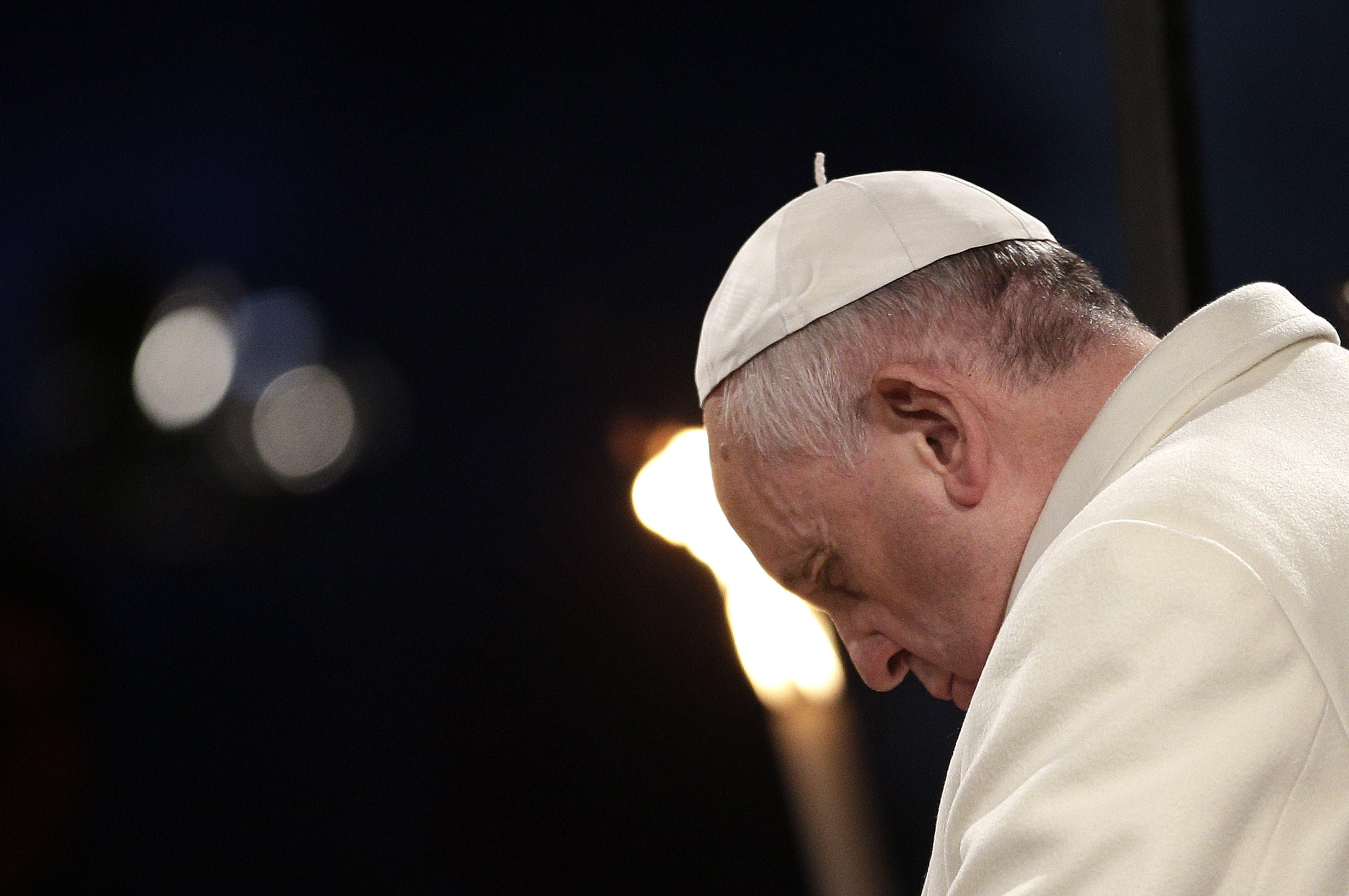 Igreja Católica recebe aviso de bombardeio israelense