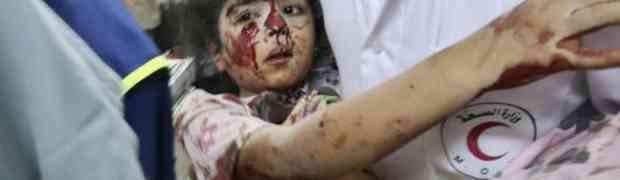 ONU: Israel está matando uma criança por hora em Gaza