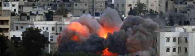 Possível trégua permanente em Gaza é negociada no Egito