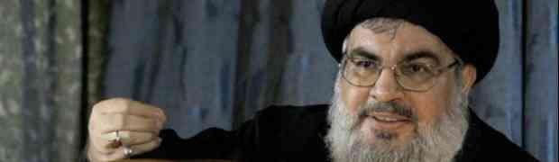 """Nasrallah: """"Israel segue trilha de suicídio em Gaza"""""""