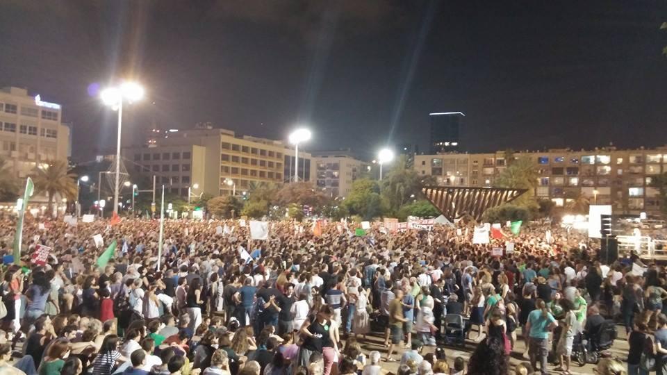 Organizadores dizem que cerca de 10 mil pessoas foram ao protesto
