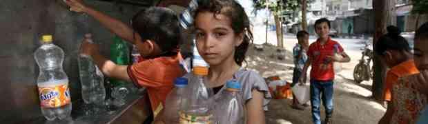 """O padre argentino em Gaza: """"É uma guerra contra as crianças"""""""