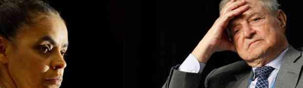 Marina Silva, George Soros... e mais um suspeito acidente de avião
