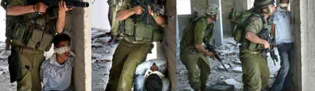 Desmistificando os mitos de Israel para Gaza I: Afinal, quem usa escudos-humanos em Gaza?